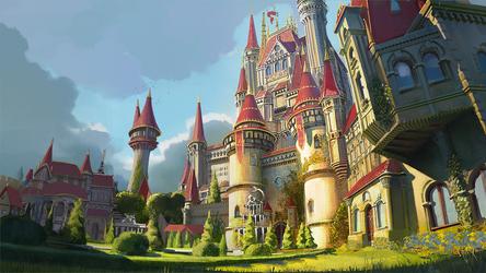 Rosecrown Citadel, wormview