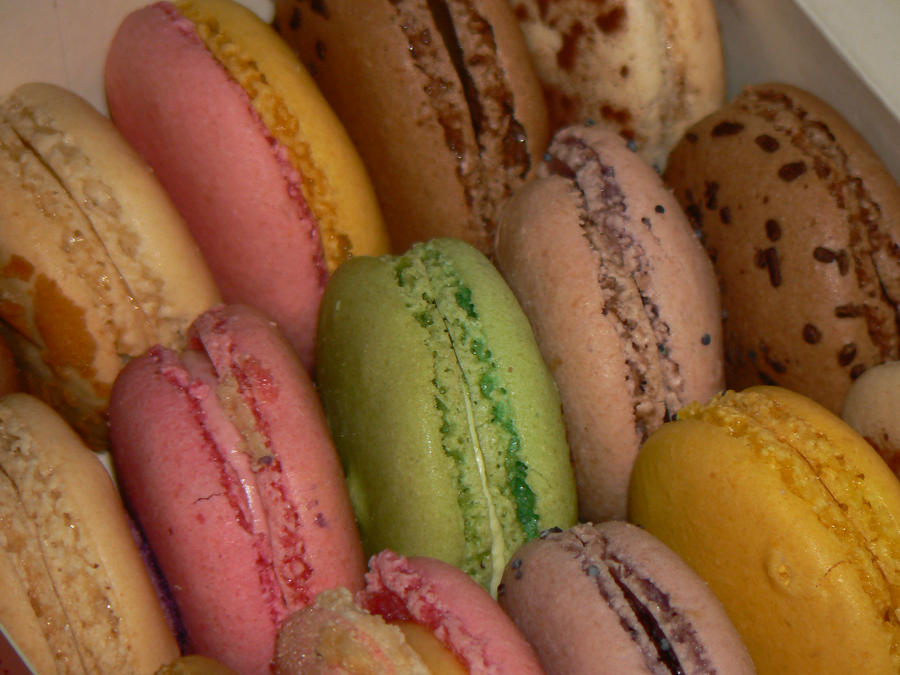 Macaroons by Azagh