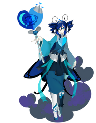 [AO] - Ever heard of the Blue Queen? by Kaitou-Eve