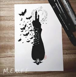 Inktober 2018 Day 31 by Mita-san