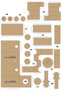 Danbo sheet 2