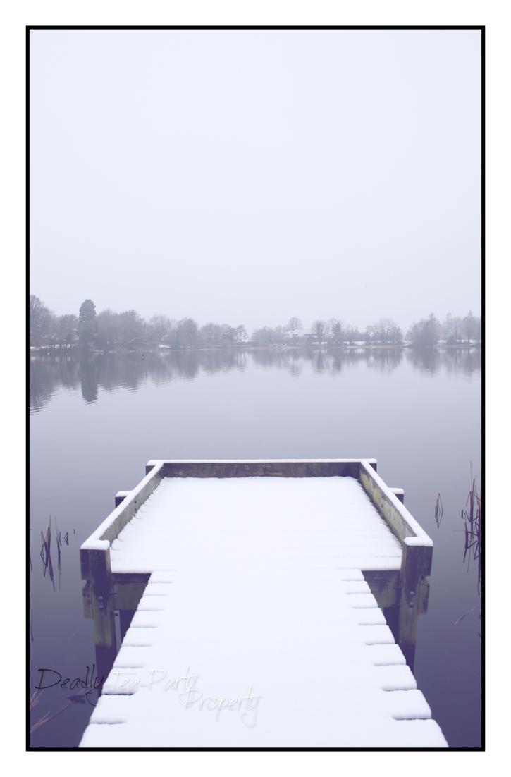 Unspoilt snow (portrait version) by Deadly-Tea-Party