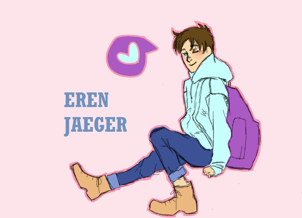 EREN(MY CHILD) by Rainacornasusgirl