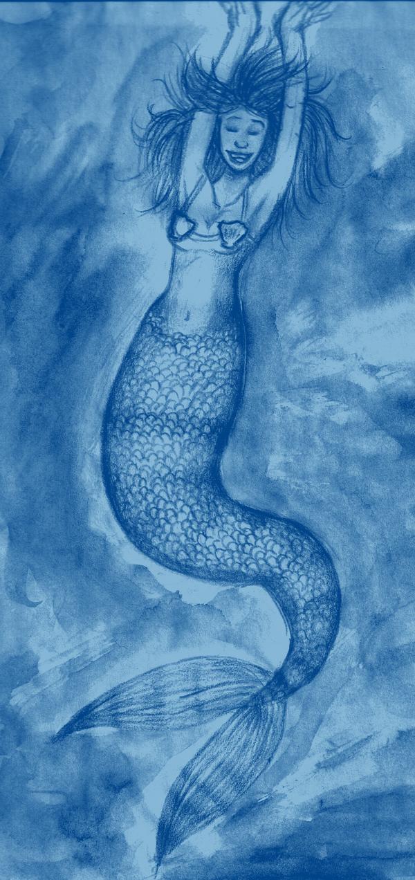 Deep Blue Sea by CatTheNinja