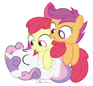 CMC--Scootaloo's Profile Picture