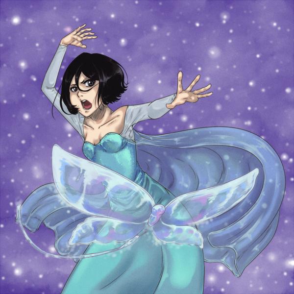 Rukia Elsa by Mute-Massacre