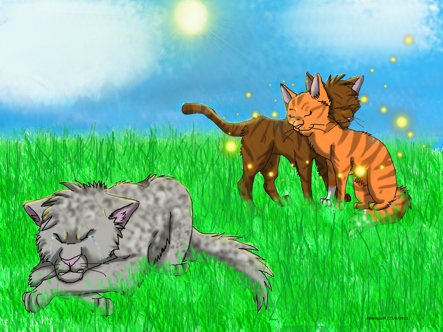Ashfur Pain by FireMoon9 Warrior Cats Ashfur And Squirrelflight