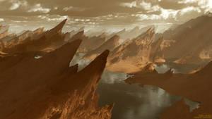 Vulcan Surface