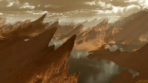 Vulcan Surface by nethskie