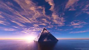 Glass Pyramid of Kaiser Tres