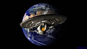 Enterprise-E: Earth