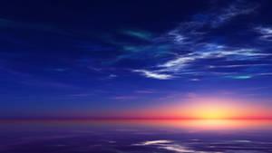 Neon Twilight by nethskie