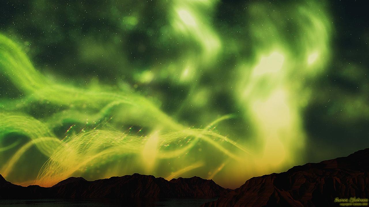 Aurora Lifestream by nethskie