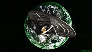 Enterprise-E: Romulus by nethskie