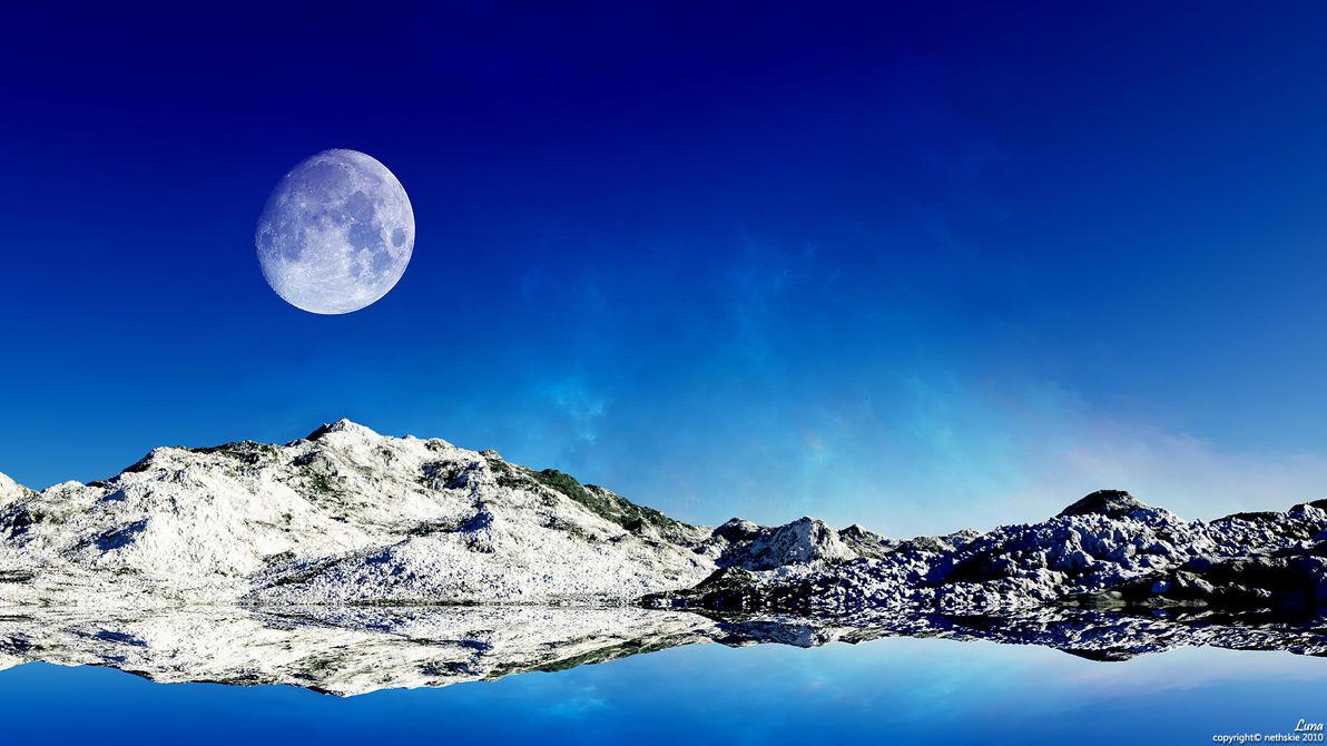 Luna by nethskie