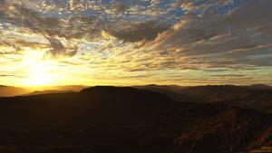 Sunrise by nethskie