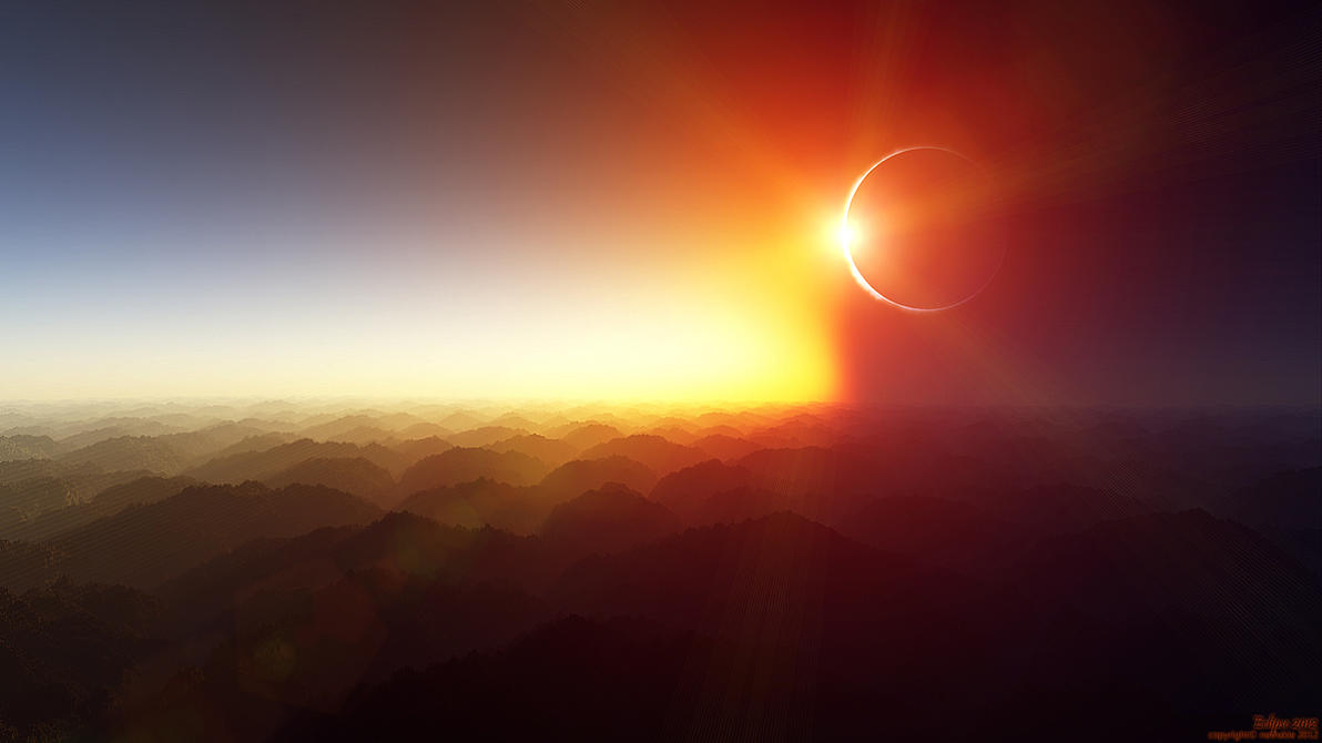 Eclipse 2012 by nethskie