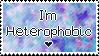 I'm Heterophobic stamp by 362880