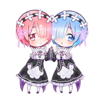 Ram and Rem!