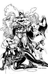 Batman Rebirth No 1 - Variant