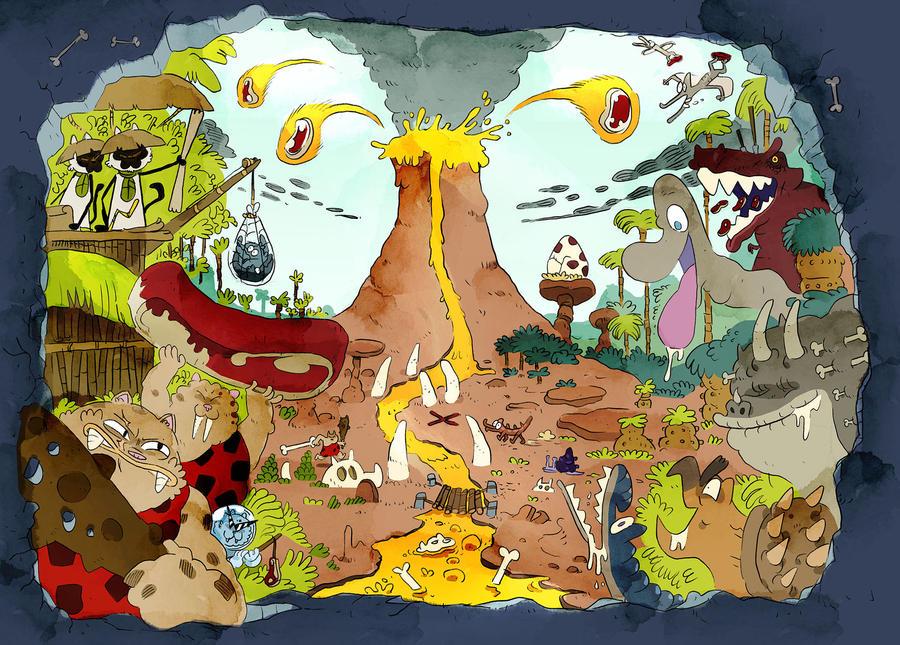 Jurassic Cats - Kickstarter