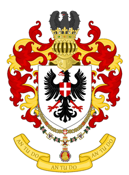 Kingdom of Sicily Middle CoA