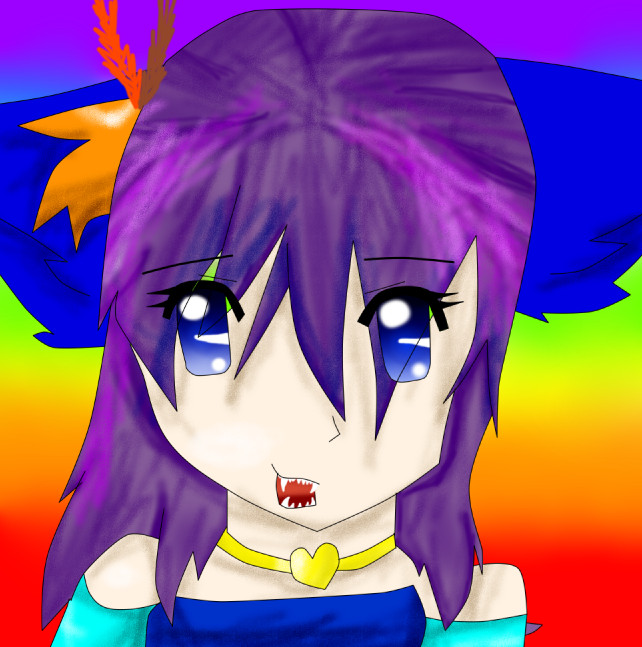 Hai! My name is BORED. by Fainting-Ostrich