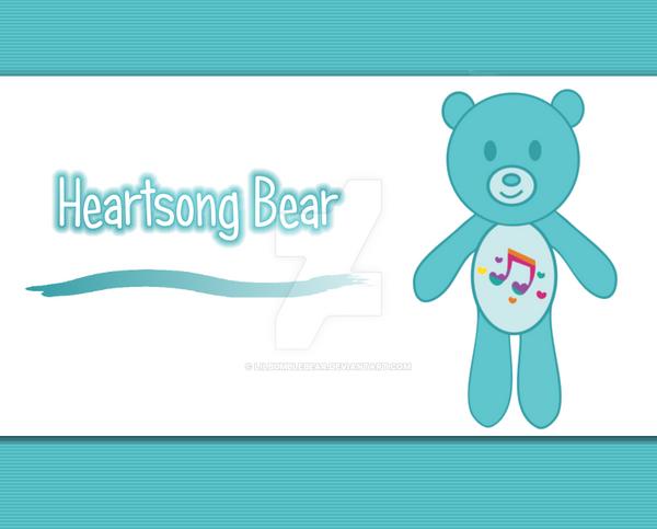 heartsong bear by lilbumblebear on deviantart