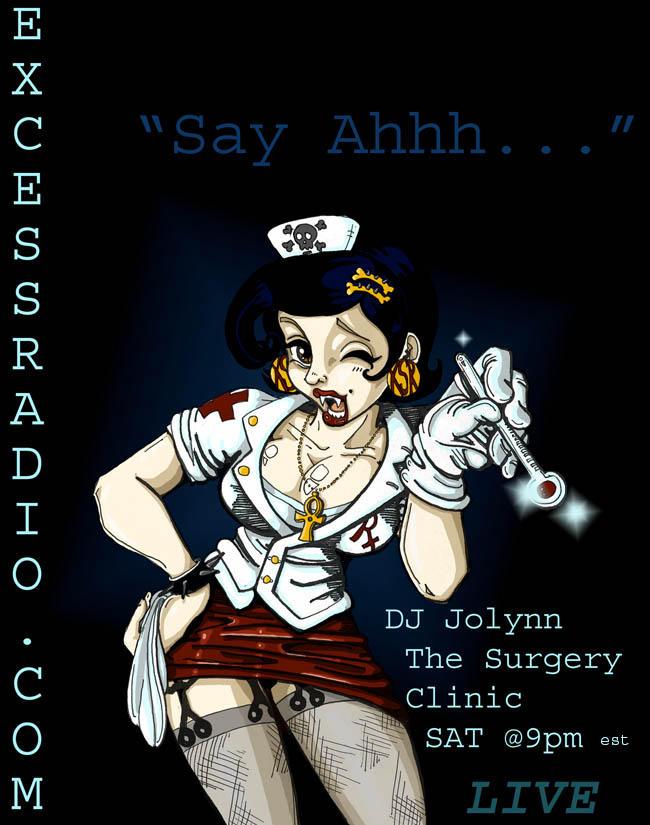 Good... The A bad nurse