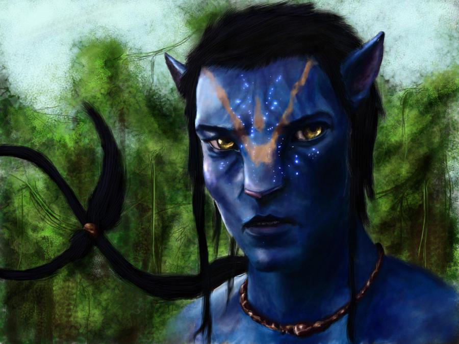 Jake sully avatar by mad dragon249 on deviantart - Jake sully avatar ...