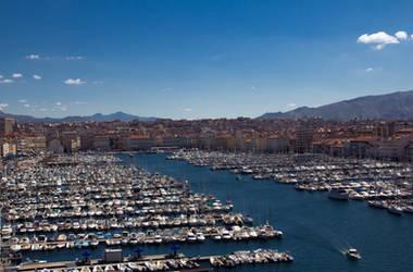 Vieux Port Marseille Img 8830b by JonathDer