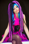 Japan Expo Paris 2014 - Cyber Goth 01