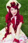 Japan Expo Paris 2014 - Japanese Lolita 04