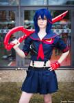 Cosplay - Japan Expo 2014 - Kill la Kill 02