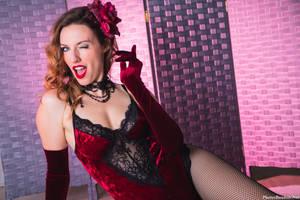 Pin'Up, Cabaret Burlesque et Glamour Ophelie 5
