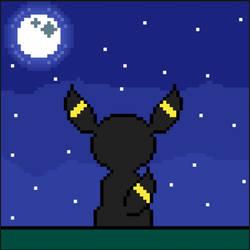 Umbreon Pixel