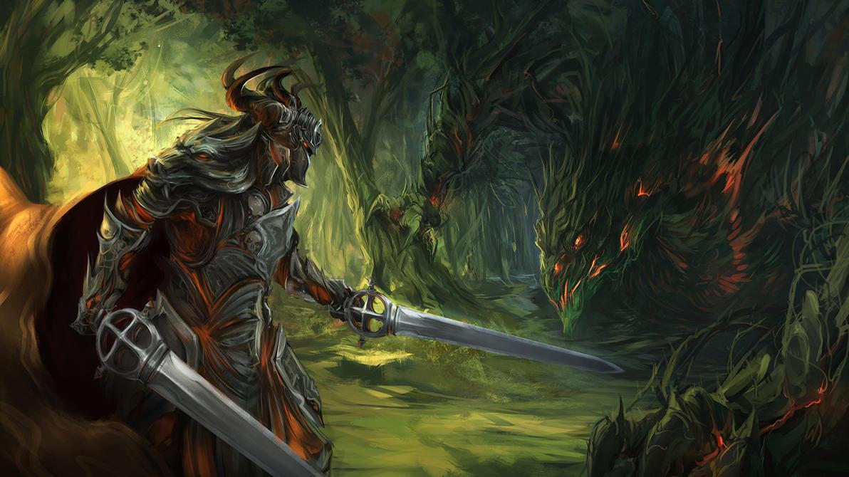God Of War By H1fey