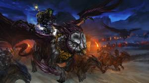 Gryphon Rider
