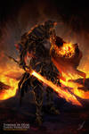 Ember Vanguard - Throne of Dusk