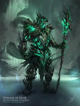 Acanthian Guard