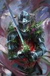 48/365 - overgrown knight