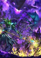 Dragonbrand by h1fey