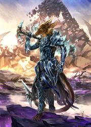 Dragoon by h1fey