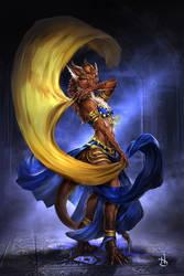 Meiyven - dancer