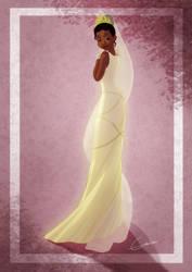 Bride Tiana by EmilieSushi