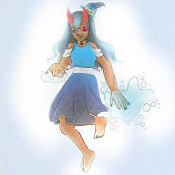 ARPG: Water Witch Thalassa