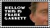 Frank Garrett Stamp by Bladez636