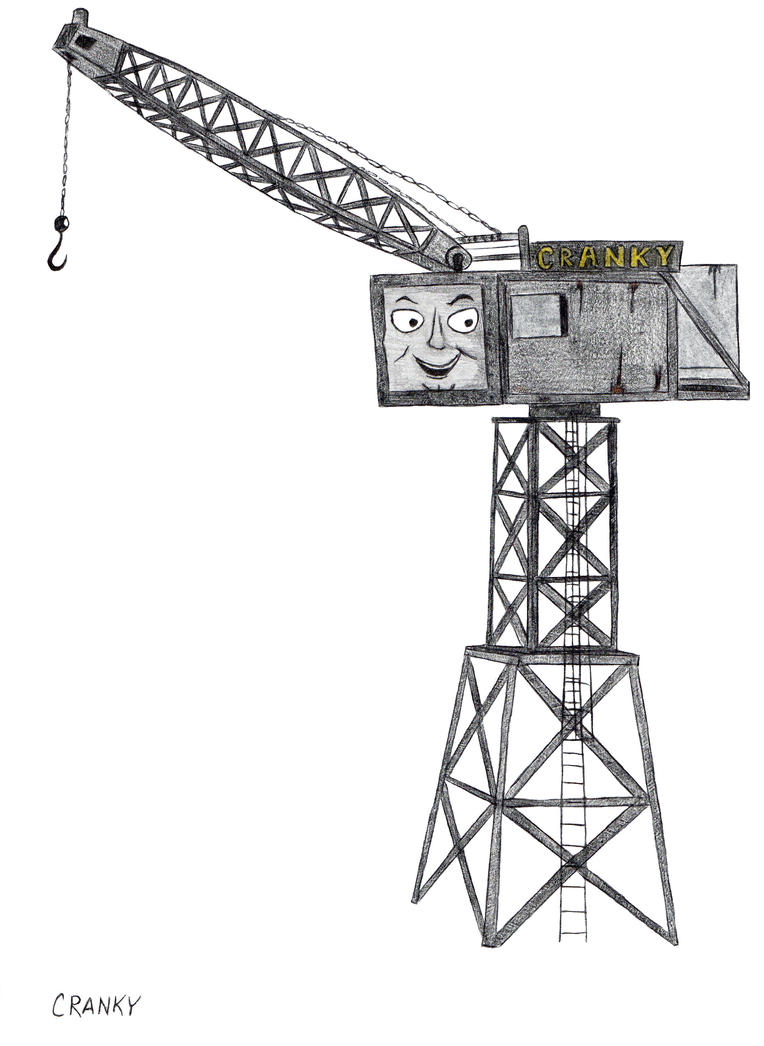 cranky crane coloring pages - photo#19