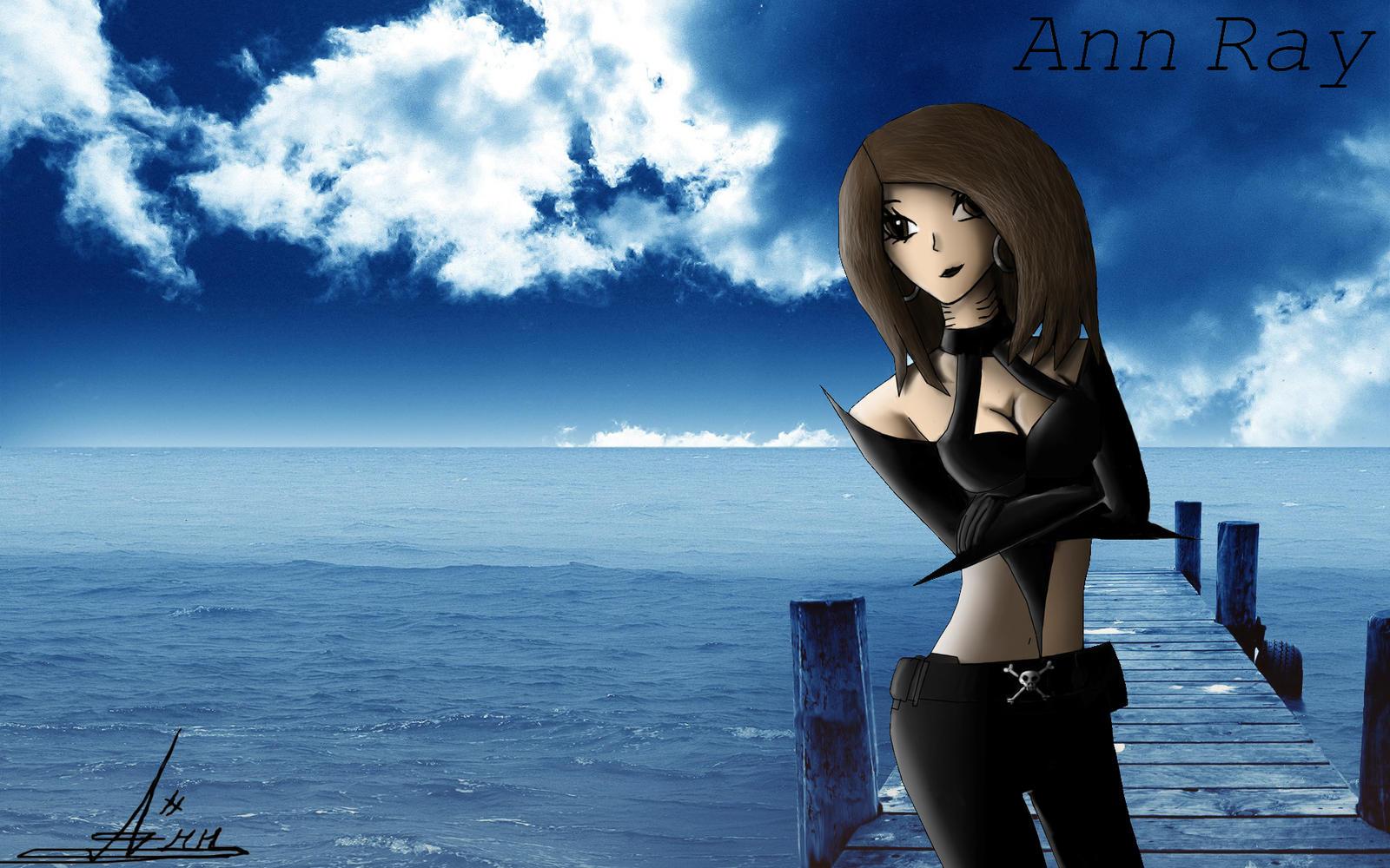 Ann Ray by NiGHTSgirl666