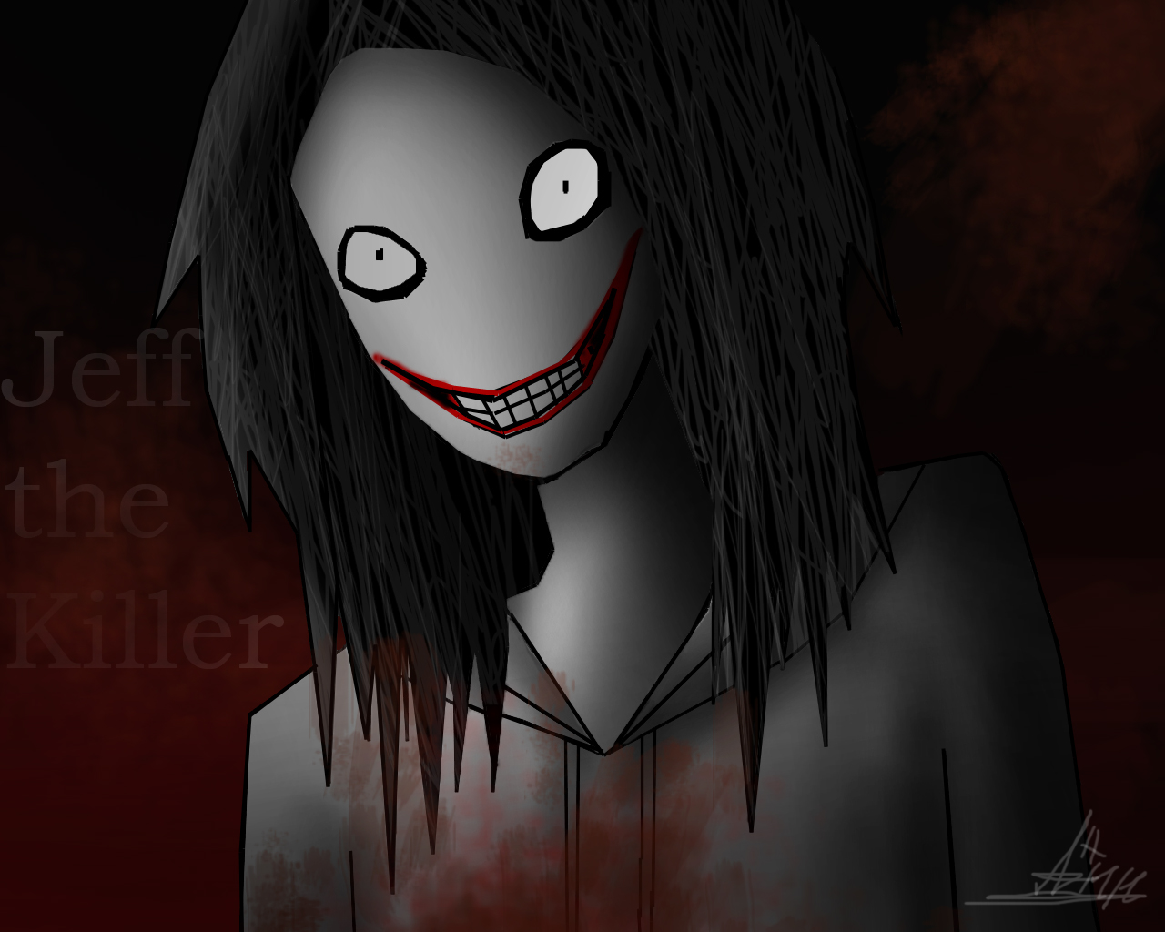 Jeff the Killer by NiGHTSgirl666